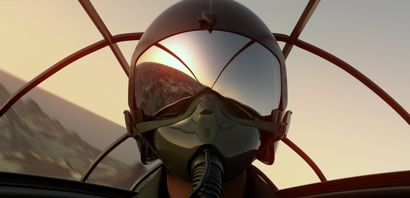 [Main Media] [Flash Note] Aircraft pilot